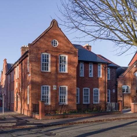 DYFRIG HOUSE, CARDIFF
