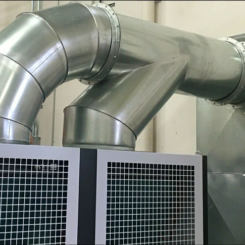 Industrial Duct Work
