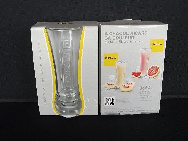 collection ricard carton verre tube ricard long drink evas. Black Bedroom Furniture Sets. Home Design Ideas
