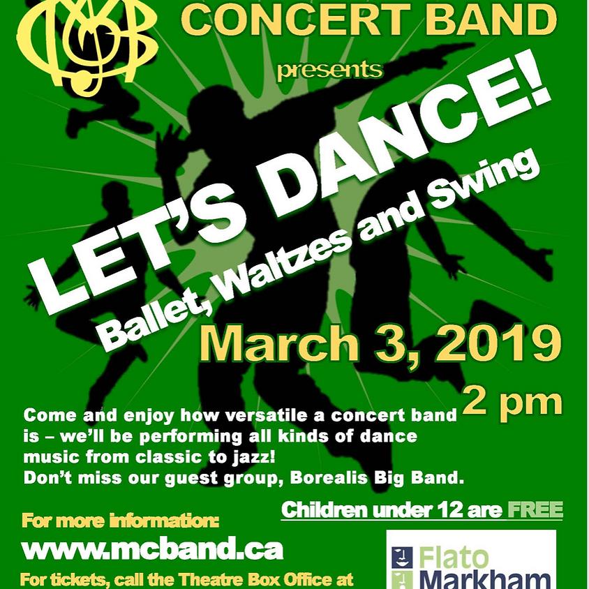 Ballet, Waltzes and Swing