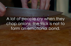 #18 I'm not crying, bro! It's these damn onions!