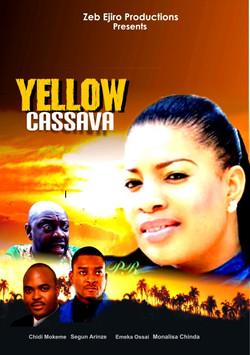 Yellow Cassava - AFTT NollyWatch