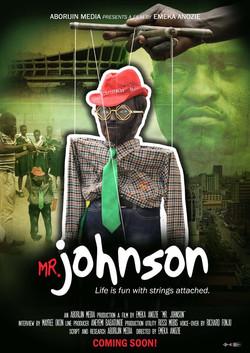 Mr Johnson - AFTT Main Programme