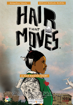 Hair That Moves - AFTT Jr.