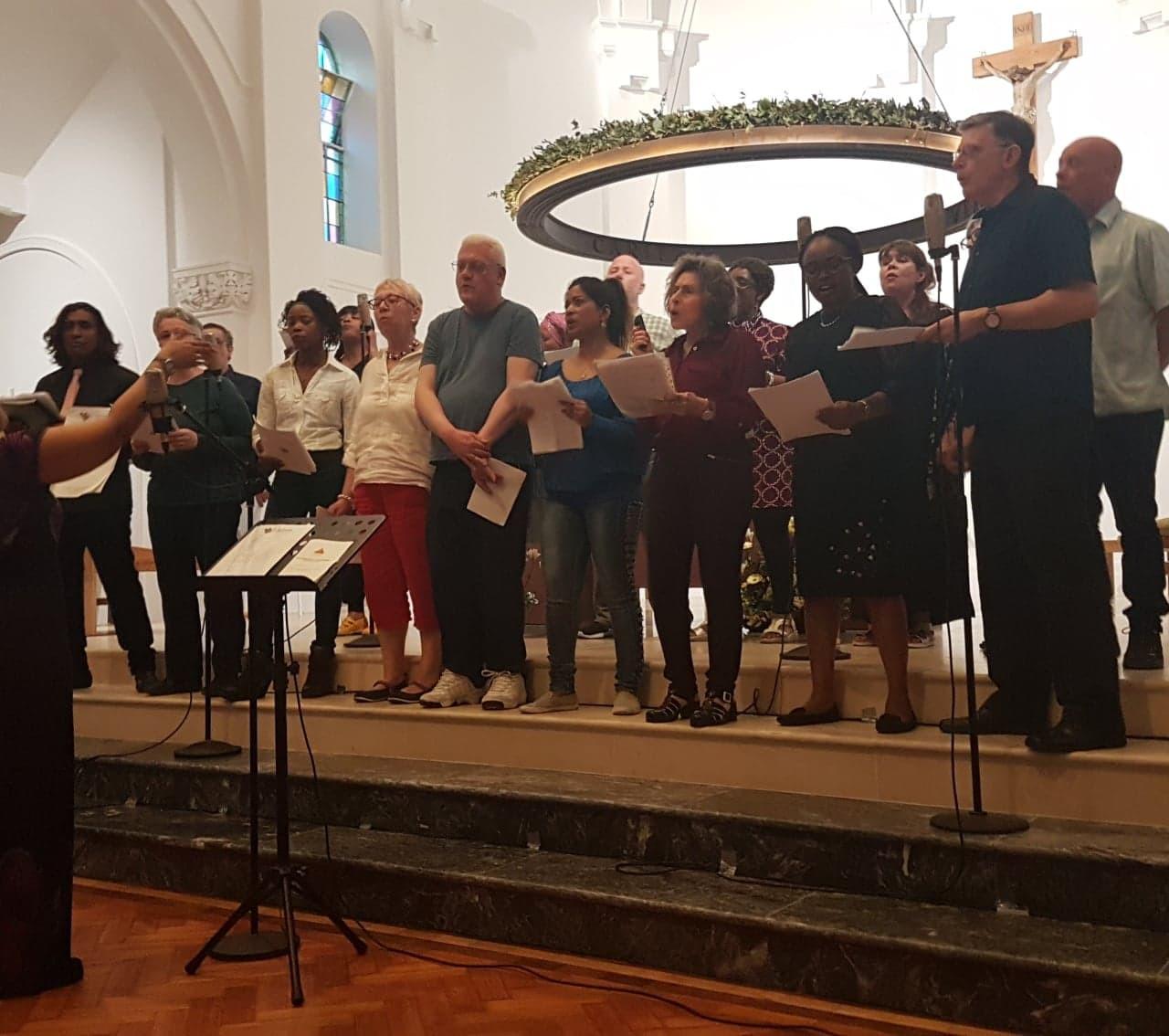 Key Changes Choir