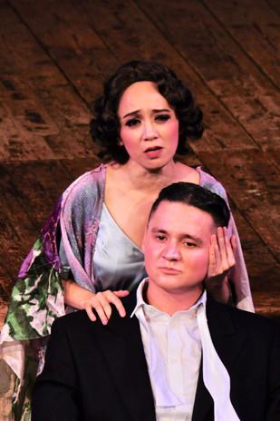 Rosalinde and Eisenstein ACT I