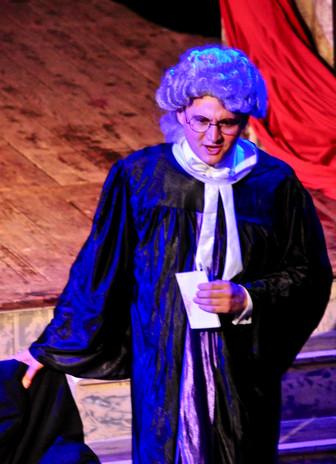 Rob Tilson as Eisenstein
