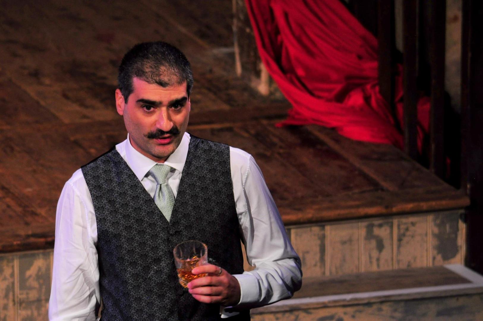 Michael Georgiou as Dr. Falke