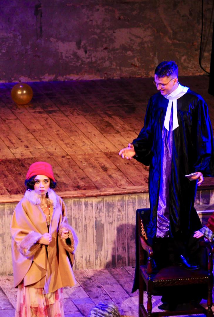 Eisenstein and Rosalinde ACT III