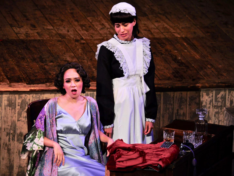 Rosalinde & Adele ACT I