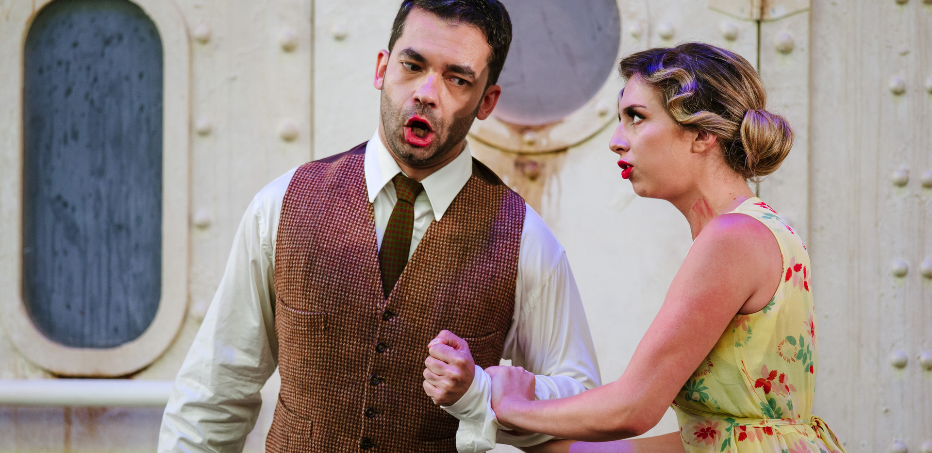 Zerlina (YA) in Don Giovanni at Opera Holland Park