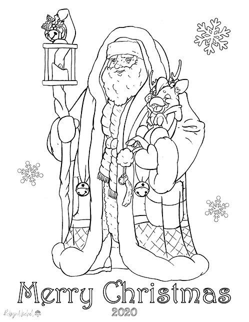 Father Christmas 2020