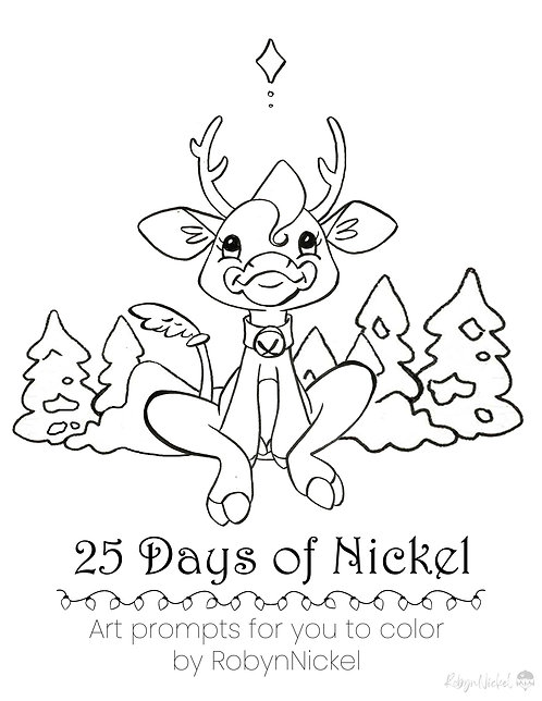 25 Days of Nickel