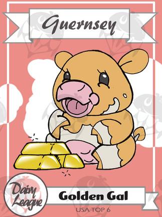 Guernsey Trading Card