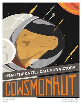 Cowsmonaut
