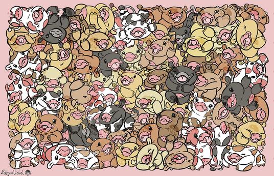 65 Cows