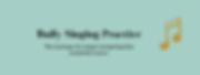 Daily Singing Practice Blog