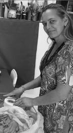 Béatrice Allard aux Journées Européennes des Métiers d'Art