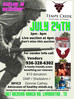 Benefit Concert July 24th