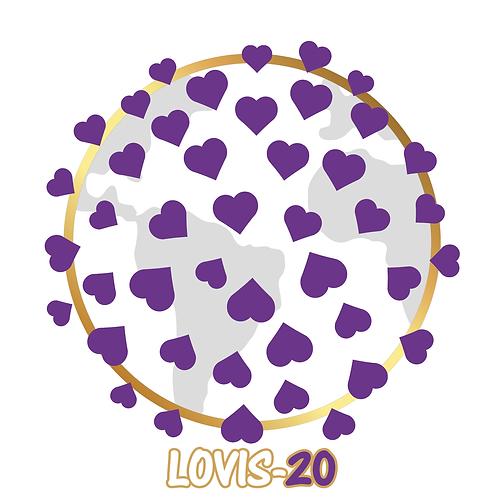 LOVIS-20 AKA B(LOVE) | VIOLET