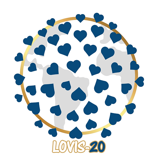 LOVIS-20 AKA B(LOVE) | CLASSIC BLUE