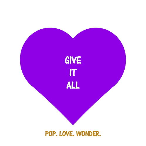 WONDER HEART AKA LOVE(FETTI)