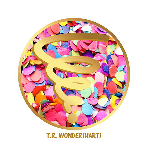 T.R. WONDER(HART) AKA SIGNATURE(FETTI)   RARE