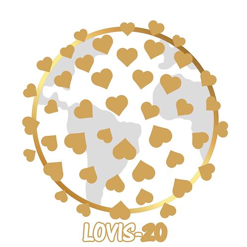 LOVIS-20 AKA B(LOVE) | SOLID GOLD