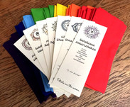 Pillowscases & Chakra cards