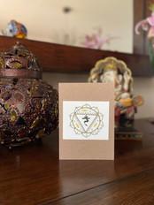 Solar Plexus Chakra Card
