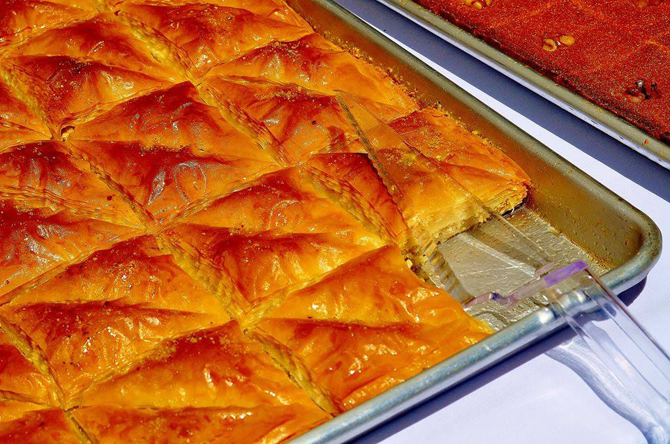 Delicious Baklava