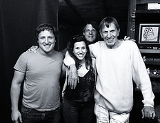 Leonard Nimoy, Matt Schwartz, Adam Nimoy, Studio, Sound Design, ADR, Narration, Owl Post, Maddy Nimoy