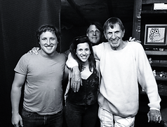 Leonard Nimoy, Matt Schwartz, Adam Nimoy, Studio, Sound Design, ADR, Narration, Owl Post, Maddy Nimoy