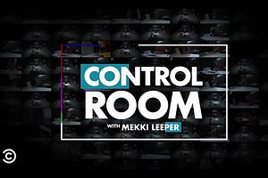 Control Room Mekki Leeper