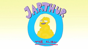 Jarthur The Alien
