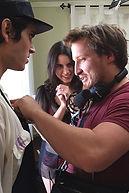 Production sound, Los Angeles, Matt Schwartz, On-set sound, production audio, wireless mic, lav, caroline lindy
