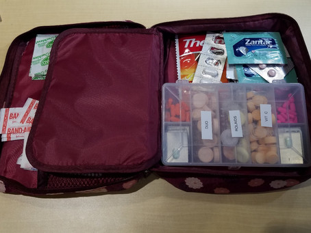 Essential Travel First Aid Kit on a Budget