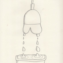 Quartering Myself Drawing Simonini 27.jp