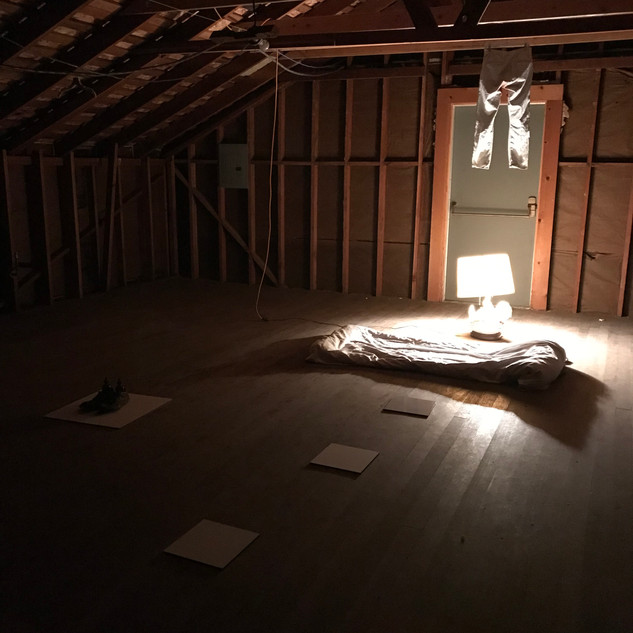 Mudslinger's Bedroom