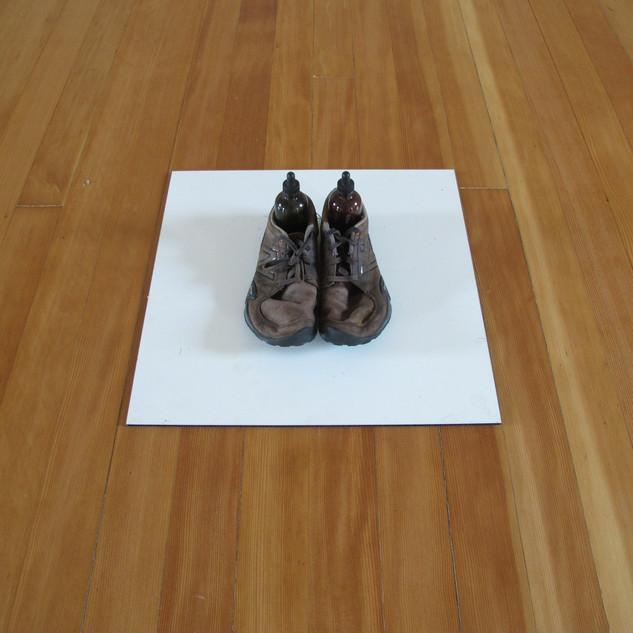 entiled shoes