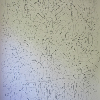 quartered writing detail