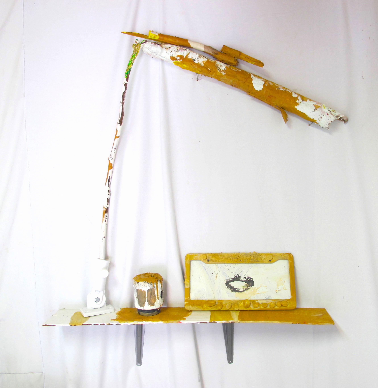 mudslinger's shelf