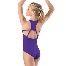 Girls Racerback Leotard