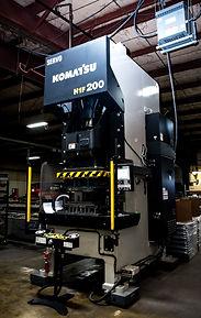Komatsu Metal Stamping Press