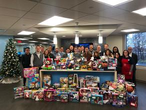 Altium Team Participates in Salvation Army Wish Upon a Star Program