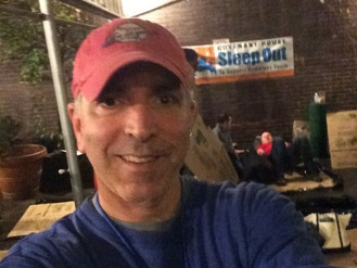 Altium Managing Director Participates in Covenant House Sleep Out
