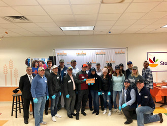 Altium Team Members Volunteer at Feeding Westchester