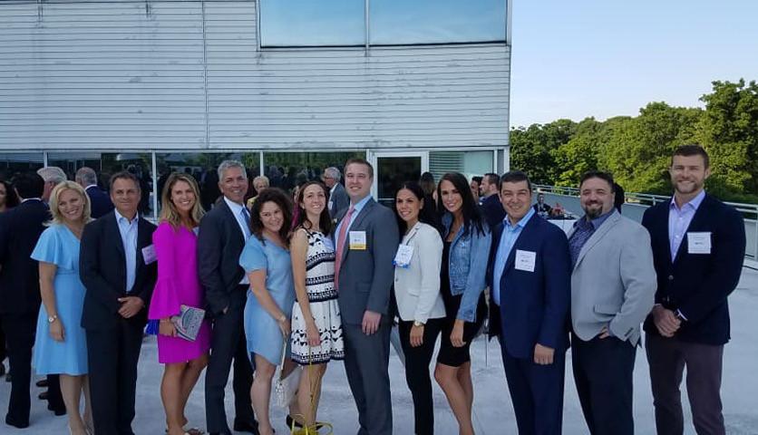Altium Wealth Team Members at 2018 Rising Stars Event