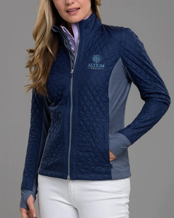 Sydney Quilted Jacket