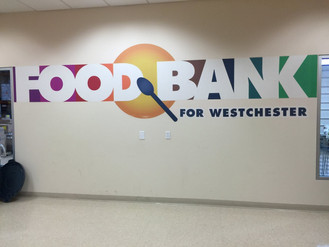 Altium Team Volunteers at Food Bank for Westchester